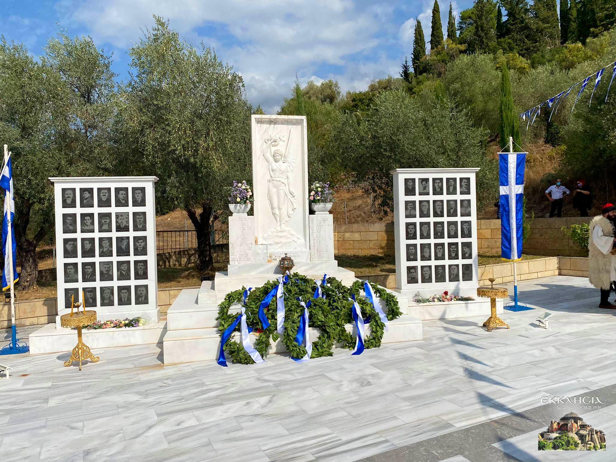 49 εκτελεσθέντες Ήπειρος μνημείο