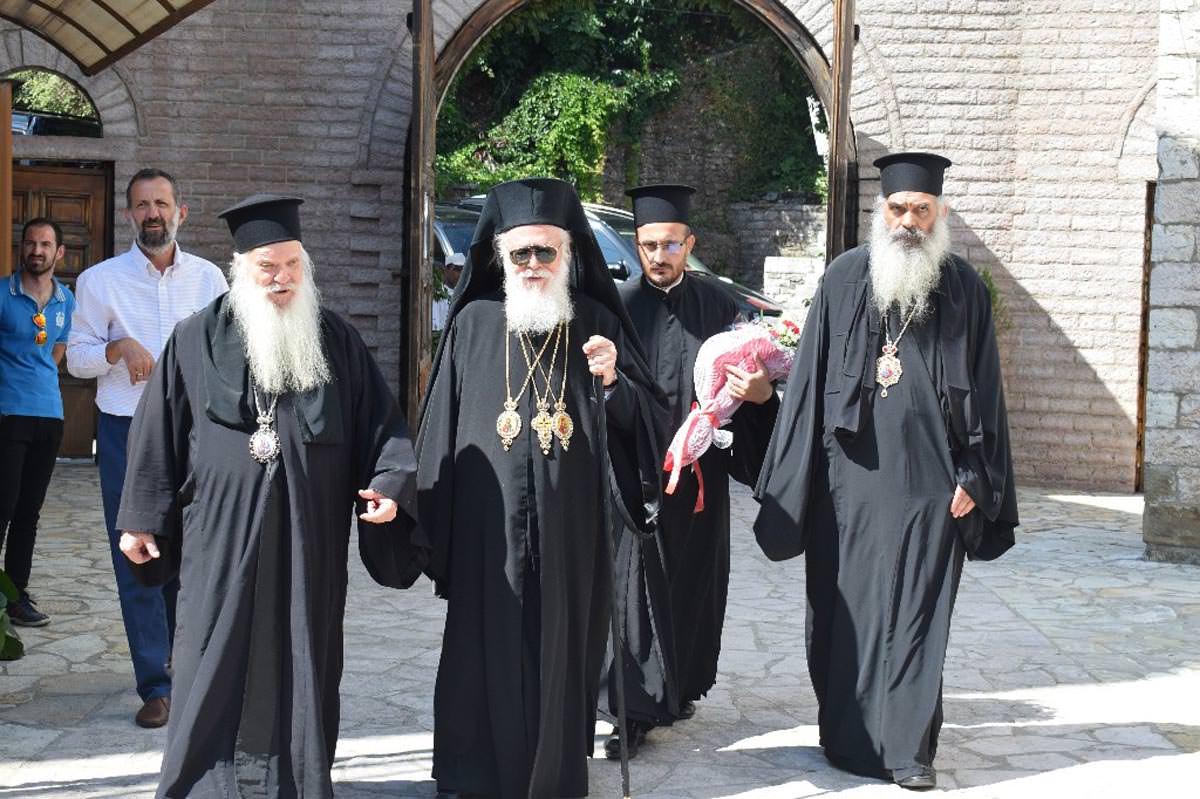 Αρχιεπισκοπος Αλβανιας Αναστασιος