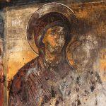 Ιερά Μονή Διχουνίου Τοιχογραφία