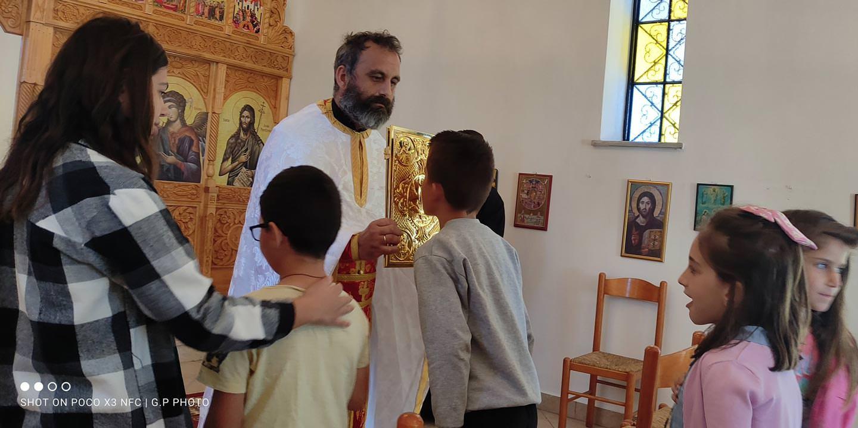 έναρξη της σχολικής περιόδου στην Αλβανία προσευχή μαθητές