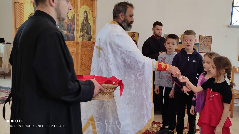 έναρξη της σχολικής περιόδου στην Αλβανία προσευχή 2021