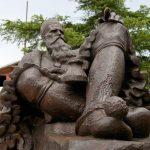 Αλή Πασάς άγαλμα