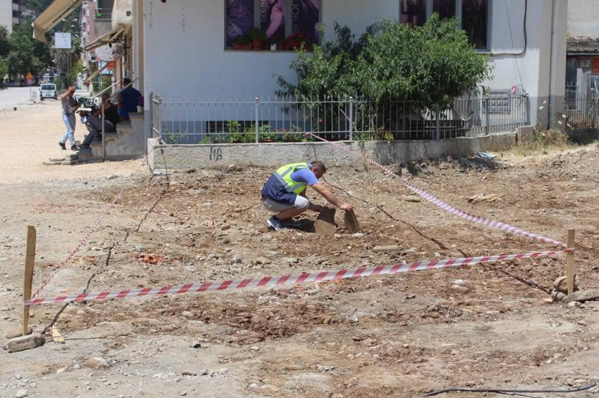 Ανακαλύφθηκε Παλαιοχριστιανική Βασιλική Αλβανία