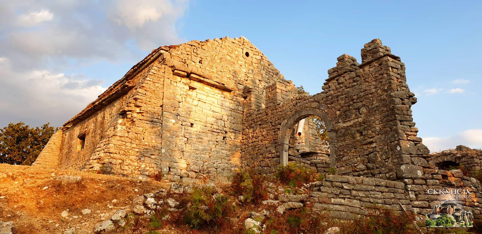 Αναστηλώνονται ερειπωμένες ιστορικές μονές της Χειμμάρας