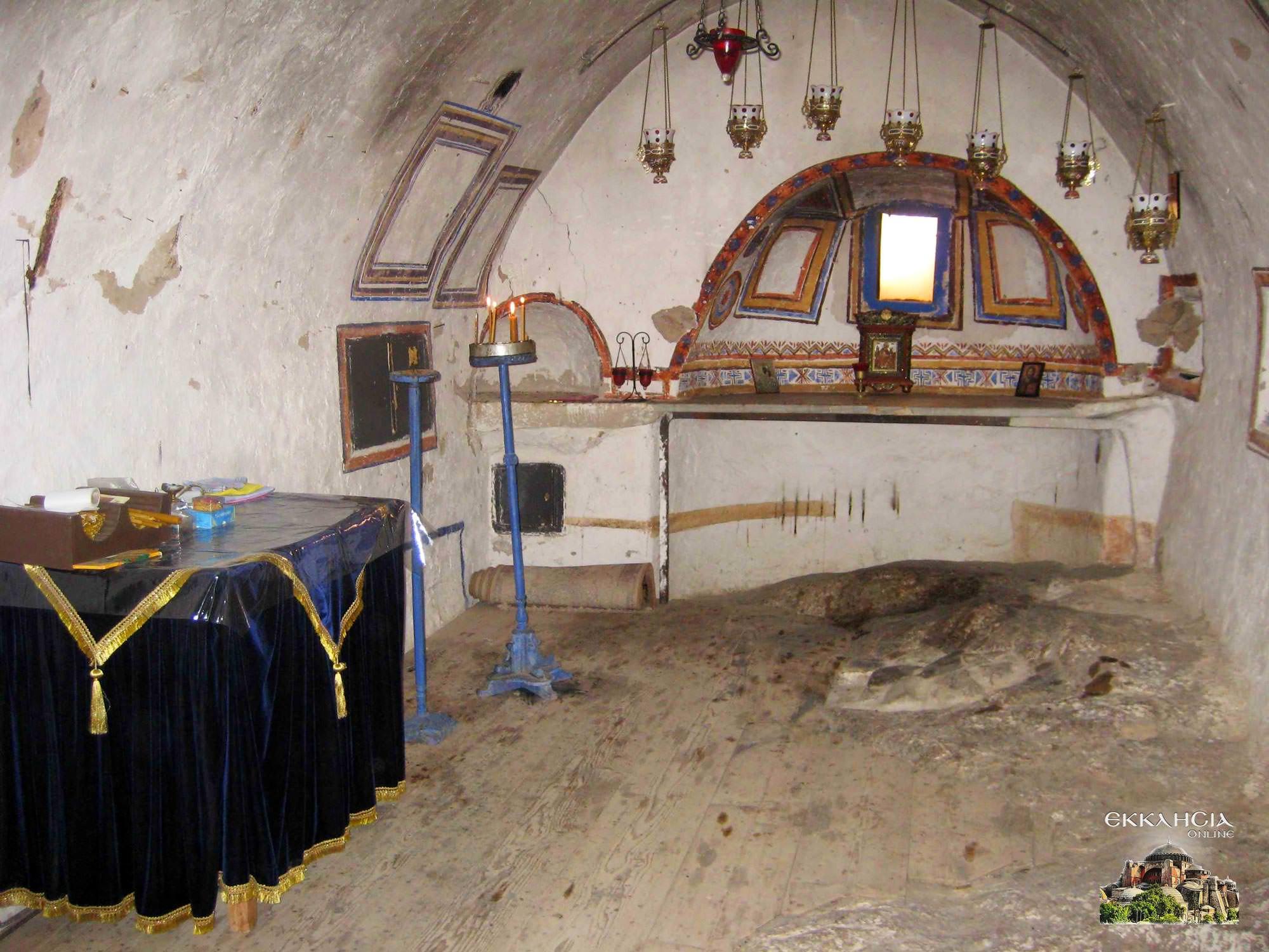 Παρεκκλήσι Ιερά Μονή Σινά