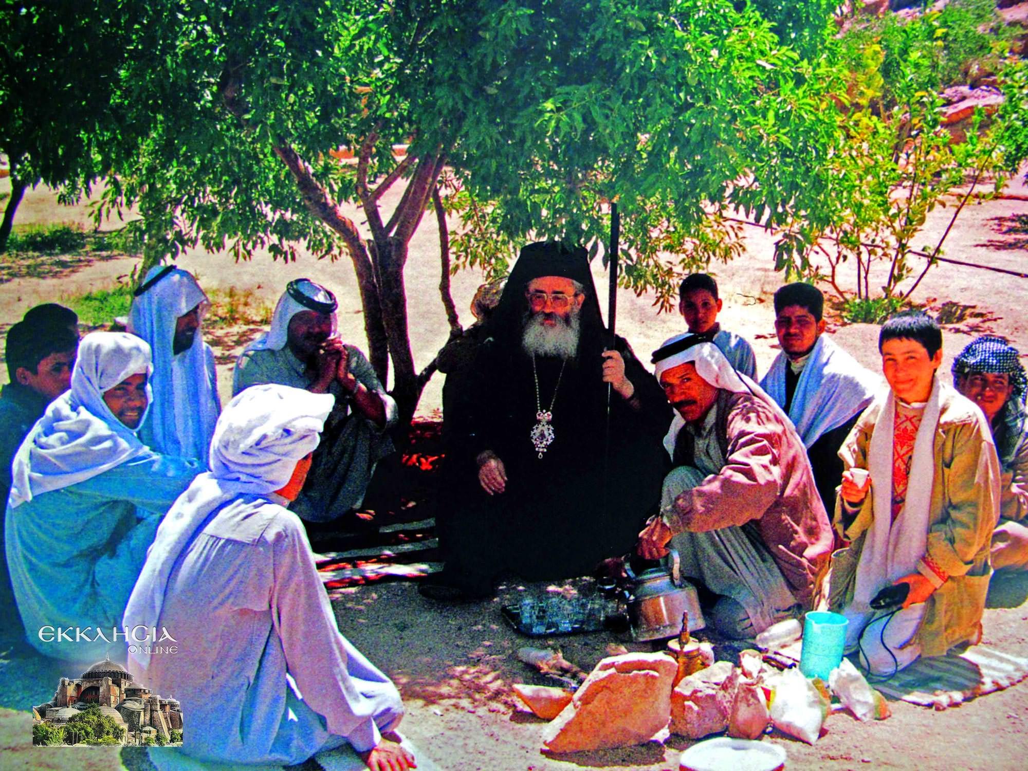Μουσουλμάνοι Ιερά Μονή Σινά